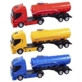 Caminhão Iveco Hi-Way Tanque Usual Brinquedos - 340