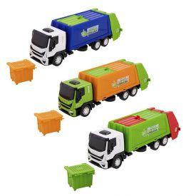 Caminhão Iveco Usual Plastic Tector Coletor - Sortido