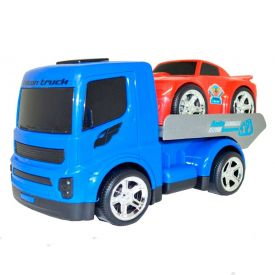 Caminhão Falcon Truck Guincho Usual Plastic - Sortido