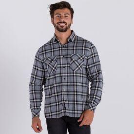 Camisa Flanela com Lapela Thing Xadrez 32