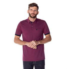 Camisa Polo Madrid com Bolso Marc Alain