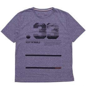 Camiseta 12 a 16 Anos Malha Infinity Hangar
