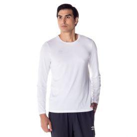 Camiseta Basic UV Umbro Branco