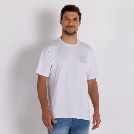 Camiseta Caotu Nicoboco Branco