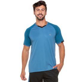 Camiseta Chili Body Lab Azul
