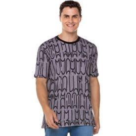 Camiseta Digital Nicoboco Cinza