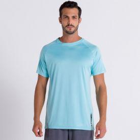 Camiseta DRY Poliéster Scream Azul Claro