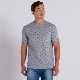 Camiseta Estampada Full Print Marc Alain Msc