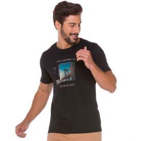 Camiseta Estampada New York Thing