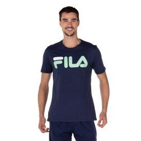 Camiseta Letter Fila