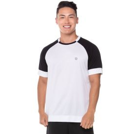 Camiseta Luminix Body Lab Preto