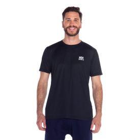Camiseta Malha Men Sports Scream Preto
