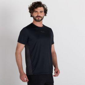 Camiseta New Active II Fila  Preto