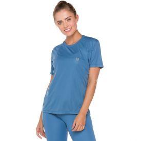 Camiseta Trance Body Lab Azul