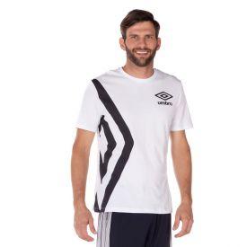 Camiseta TWR Grand Graphic Umbro Branco