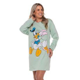 Camisola Donald e Margarida Disney Verde