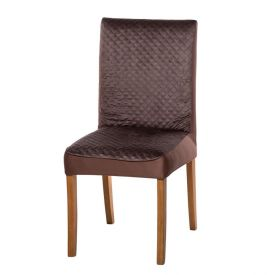 Capa Para Cadeira Luxor Havan - Chocolate