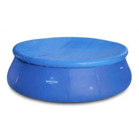 Capa para Piscina 2592L Master Beach - Azul