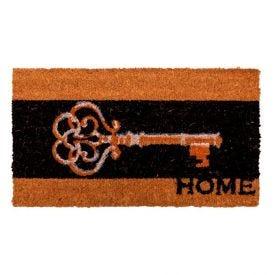 Capacho Fibra De Coco Mumbai 33X60cm Havan - Home Key