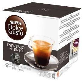 Capsula de Nescafé Dolce Gusto 128g Nestle - Espresso Intenso