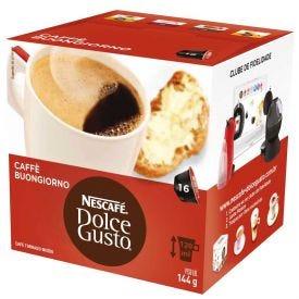 Capsula de Nescafé Dolce Gusto 144g Nestle - Caffe Buongiorno