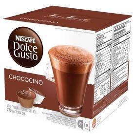 Cápsula de Nescafe Dolce Gusto 270g Nestle - Chococino