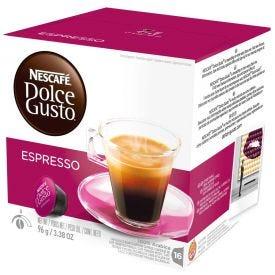 Capsula de Nescafé Dolce Gusto 96g Nestle - Espresso