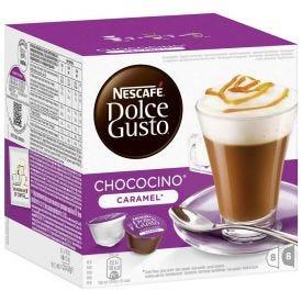 Cápsula de Nescafé Dolce Gusto 204g Nestle - Choco Caramel