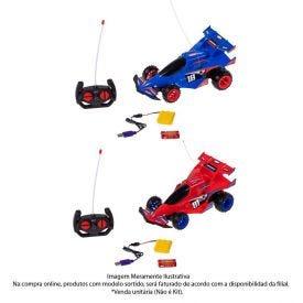 Carro De Controle Remoto Endurance 7 Funções Candide - 3534