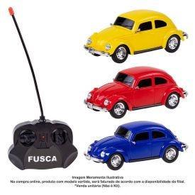 Carro Fusca Com Controle 7 Funções Cks Toys - VW01