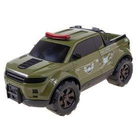 Carro Pick Up Militar Roma Brinquedos - 0993