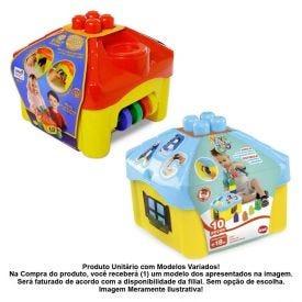 Casinha De Atividades Pedagógica Infantil Dismat - MK211