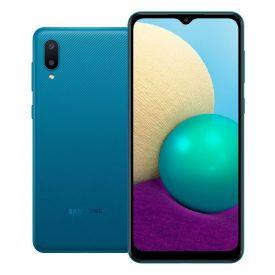 "Celular Smartphone Galaxy A02 32Gb 6,5"" Samsung - Azul"