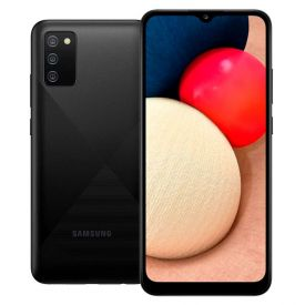 "Celular Smartphone Galaxy A02s 32Gb 6,5"" Samsung - Preto"