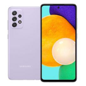 "Celular Smartphone Galaxy A52 128Gb 6,5"" Samsung - Violeta"