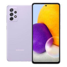 "Celular Smartphone Galaxy A72 128Gb 6,7"" Samsung - Violeta"