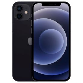 "Celular Smartphone Iphone 12 64Gb 6,1"" Apple - Preto"