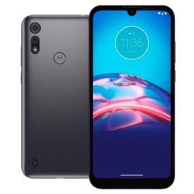 "Celular Smartphone Moto E6s 32Gb 6,1"" Motorola - Cinza"