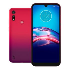 """Celular Smartphone Moto E6s 64Gb 6,1"""" Motorola - Vermelho"""