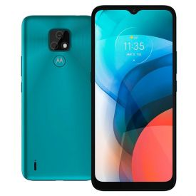 Celular Smartphone Moto E7 32Gb 6,5' Motorola - Aquamarine