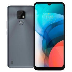 Celular Smartphone Moto E7 32Gb 6,5' Motorola - Cinza Metálico