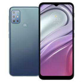 "Celular Smartphone Moto G20 64Gb 6,5"" Motorola - Azul"