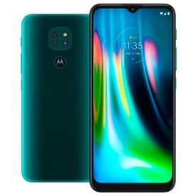 "Celular Smartphone Moto G9 Play 6,5"" 64Gb Motorola - Verde"