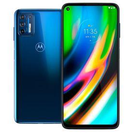 "Celular Smartphone Moto G9 Plus 6,8"" 128Gb Motorola - Azul Indigo"