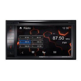 Central Multimídia Sp 8730 Dtv Com Tv E Bluetooth Positron - 2 DIN