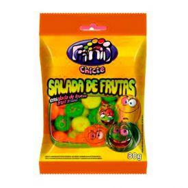 Chiclete Salada De Frutas Fini - 80g