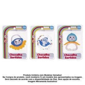 Chocalhos Sortidos Havan - HBR0131