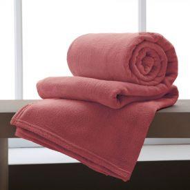 Cobertor Casal Home Design Microfibra - Batom