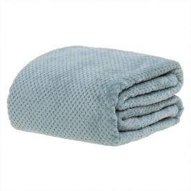 Cobertor Queen 2,20M X 2,40M Dobby - Verde Suculenta