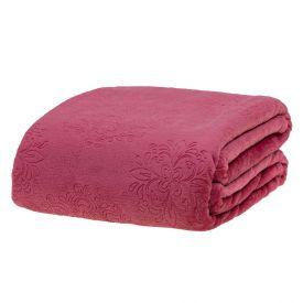 Cobertor Queen Retro 2,20X2,40M Patrícia Foster - Mandala Blush